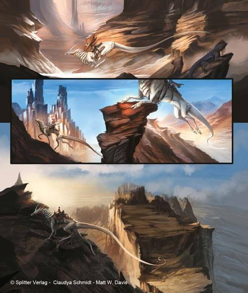 Myre-The Chronicles of Yria-Volume 1-Page 14