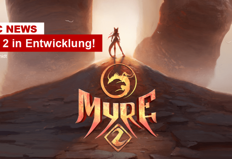 Comic-News: Myre 2 is in development and you can help to make it really great!