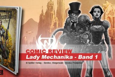 Lady Mechanika – Volume 1: The Mystery of the Mechanical Corpse