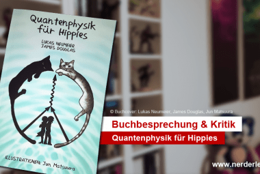 "Book review and critique: ""Quantum physics for hippies"""